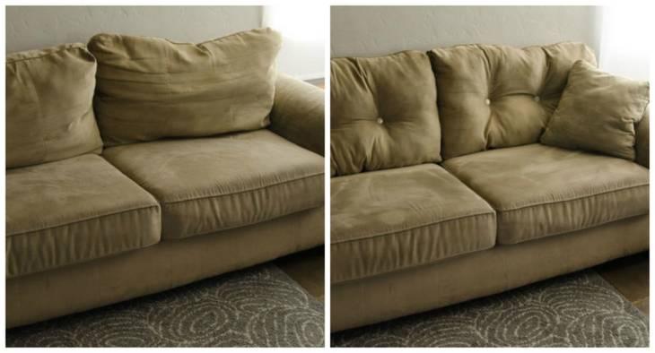 donner un coup de jeune un vieux canap guide astuces. Black Bedroom Furniture Sets. Home Design Ideas