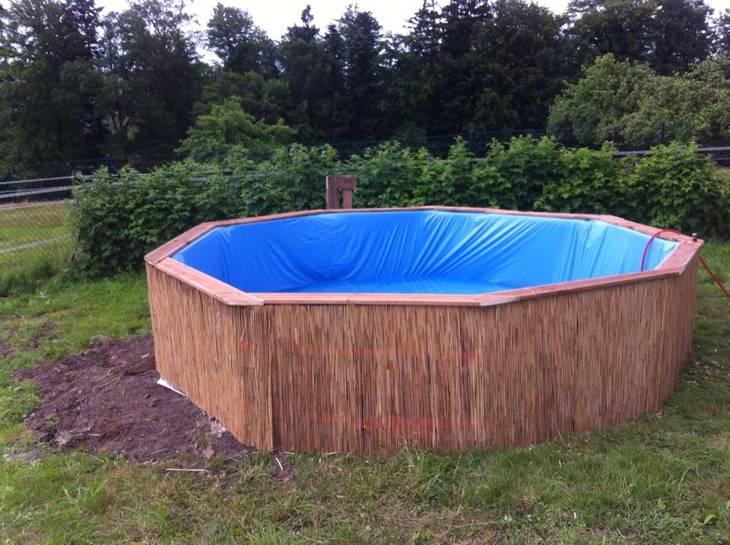 Fabriquer sa propre piscine avec des palettes guide astuces for Realiser sa piscine