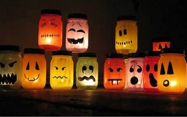 fabriquer des lanternes d 39 halloween guide astuces. Black Bedroom Furniture Sets. Home Design Ideas