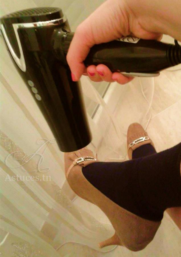 largir une paire de chaussures guide astuces. Black Bedroom Furniture Sets. Home Design Ideas