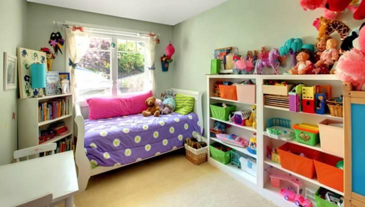 am nager et d corer une chambre d 39 enfant. Black Bedroom Furniture Sets. Home Design Ideas