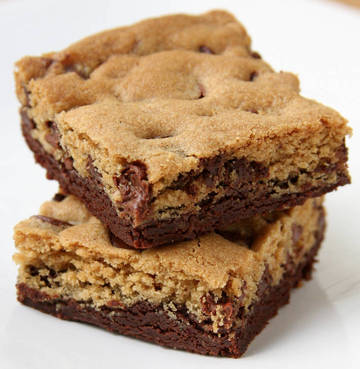 Recette de brookies : le gâteau brownie-cookie
