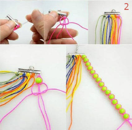 Comment Faire Un Bracelet De Perles Multicolores Guide Astuces