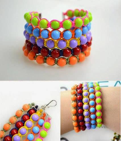 Comment Faire Un Bracelet De Perles Multicolores Guide Astuces