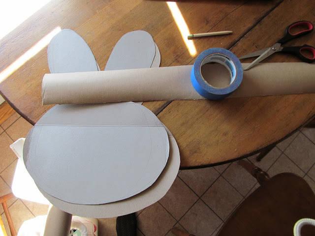 fabrication d 39 une pi ata en carton guide astuces. Black Bedroom Furniture Sets. Home Design Ideas