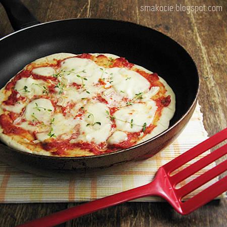 Pizza sans four guide astuces - Veritable pate a pizza ...