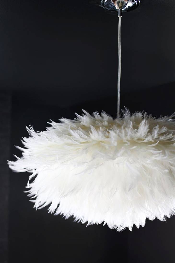 luminaire en plumes guide astuces. Black Bedroom Furniture Sets. Home Design Ideas