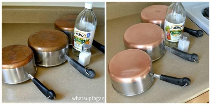 7 astuces d utilisation du vinaigre blanc dans le for Nettoyage carrelage vinaigre blanc