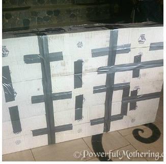 meuble de rangement en carton guide astuces. Black Bedroom Furniture Sets. Home Design Ideas