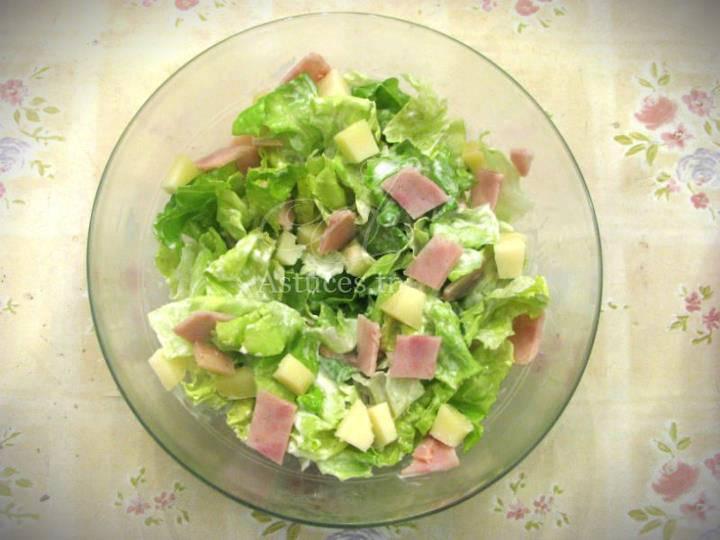 Vinaigrette l g re guide astuces for Entretien salade jardin