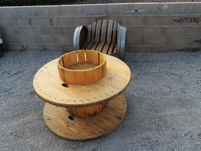 table basse en touret guide astuces. Black Bedroom Furniture Sets. Home Design Ideas