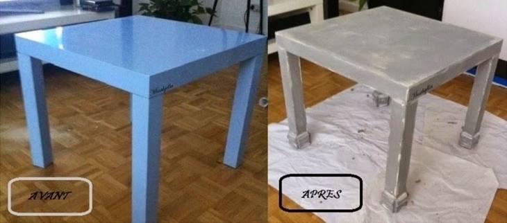 Relooker un vieux meuble avec un effet patin guide astuces - Relooker un vieux meuble ...