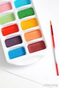 Fabriquer De La Peinture Aquarelle; Fabriquer De La Peinture Aquarelle