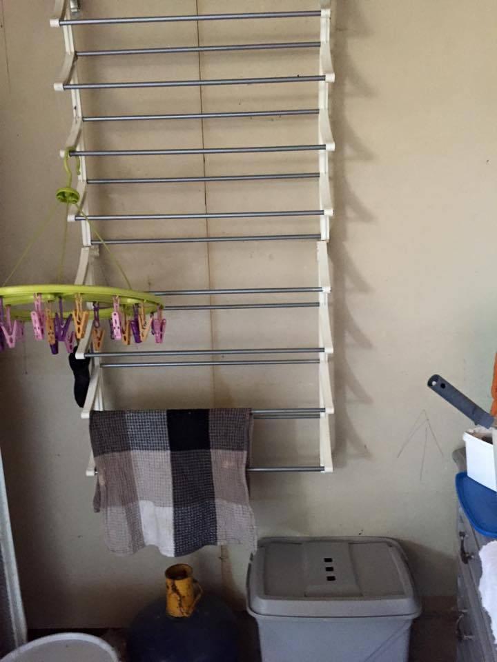 transformer un range chaussures en s che linge guide astuces. Black Bedroom Furniture Sets. Home Design Ideas