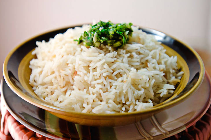 Cuire le riz basmati