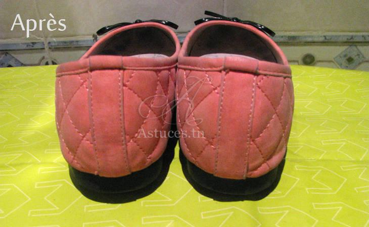 Nettoyer les chaussures en daim ou nubuck guide astuces - Nettoyer des chaussures en daim ...