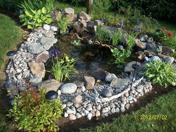 Construction jardin d 39 eau guide astuces - Petit bassin pour jardin ...