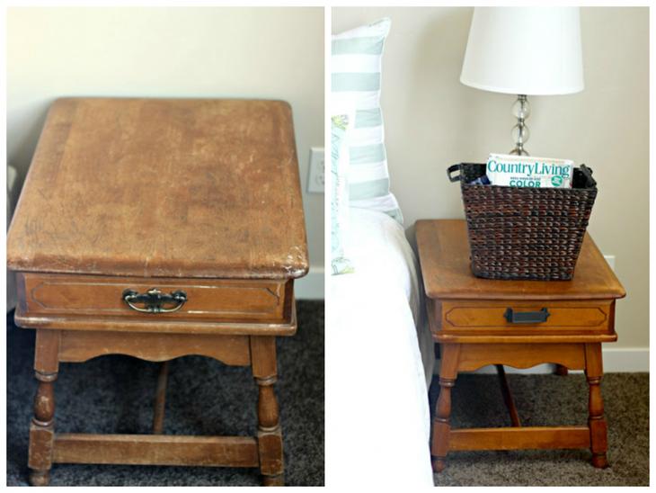r parer les gratignures sur un meuble en bois guide astuces. Black Bedroom Furniture Sets. Home Design Ideas
