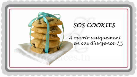 Bekannt Kit SOS Cookies - un cadeau gourmand - Guide Astuces TO24