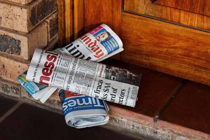 Que faire avec des vieux journaux for Nettoyer vitre papier journal
