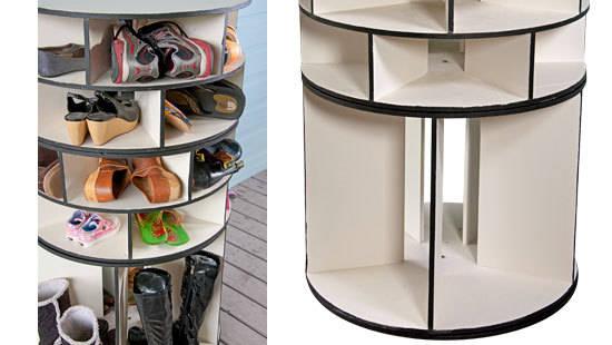 Fabriquer Meuble A Chaussure Tournant – Palzon.Com