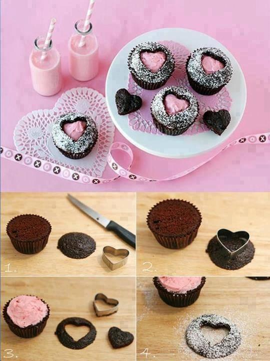 D coration originale pour cupcakes guide astuces - Deco pour cupcake ...