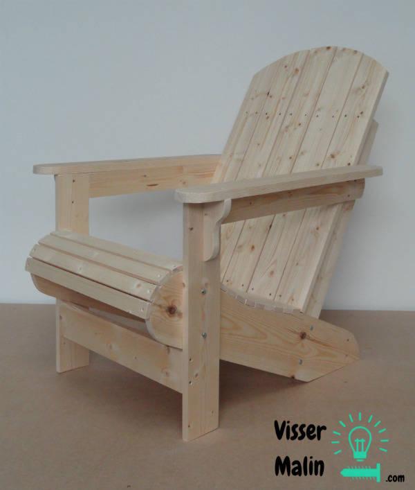 comment fabriquer une chaise de jardin guide astuces