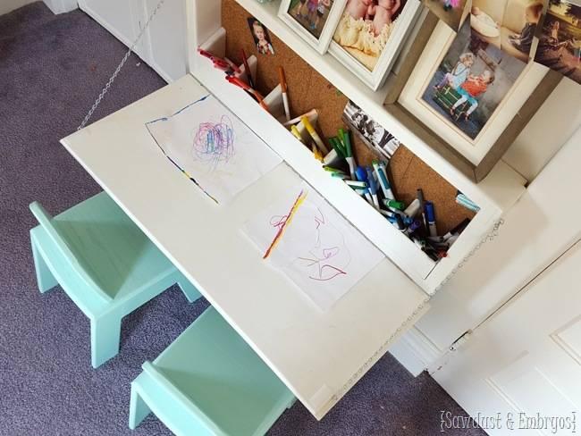 Bureau Tableau 2 En 1 Pour Chambre Enfant Guide Astuces