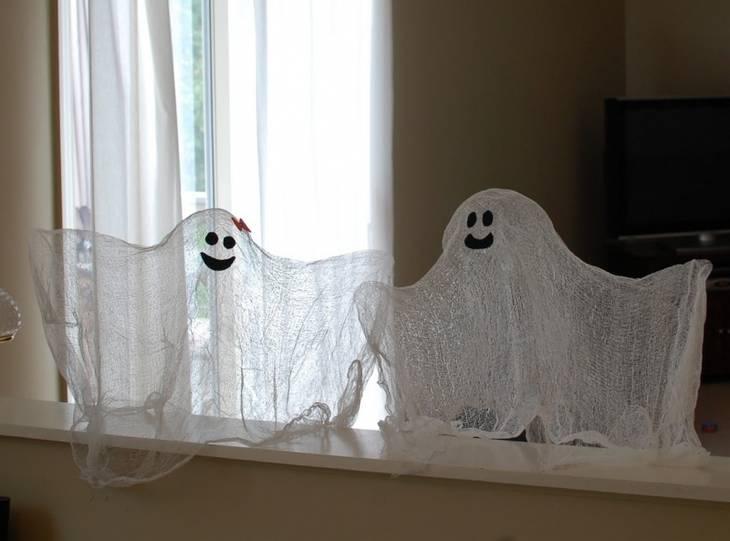 Fant mes flottants guide astuces - Fabriquer fantome halloween ...