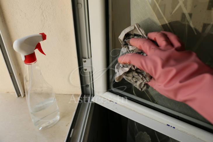 Nettoyer les vitres de fa on cologique guide astuces for Nettoyer les vitres sans traces