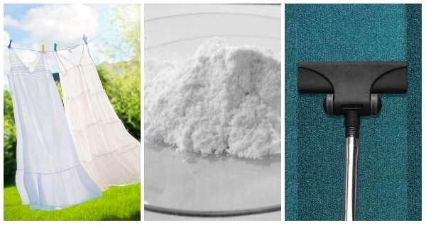 16 utilisations pratiques du bicarbonate de soude pour - Utilisation du bicarbonate de soude au jardin ...