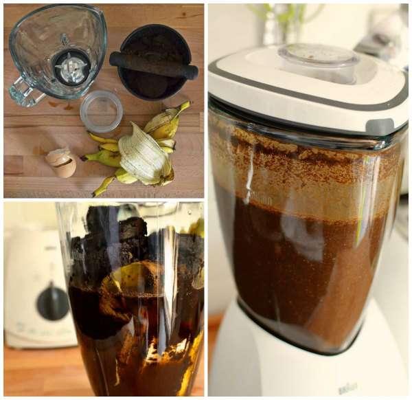 14 astuces incroyables faire avec des coquilles d 39 oeufs - Utilisation du marc de cafe au jardin ...