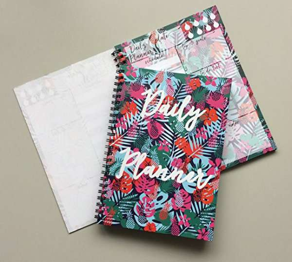 Cahier de planification tropical