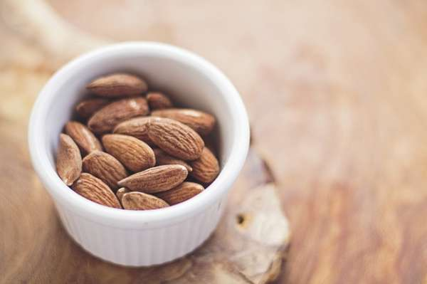 Les amandes analgésique naturel contre la migraine