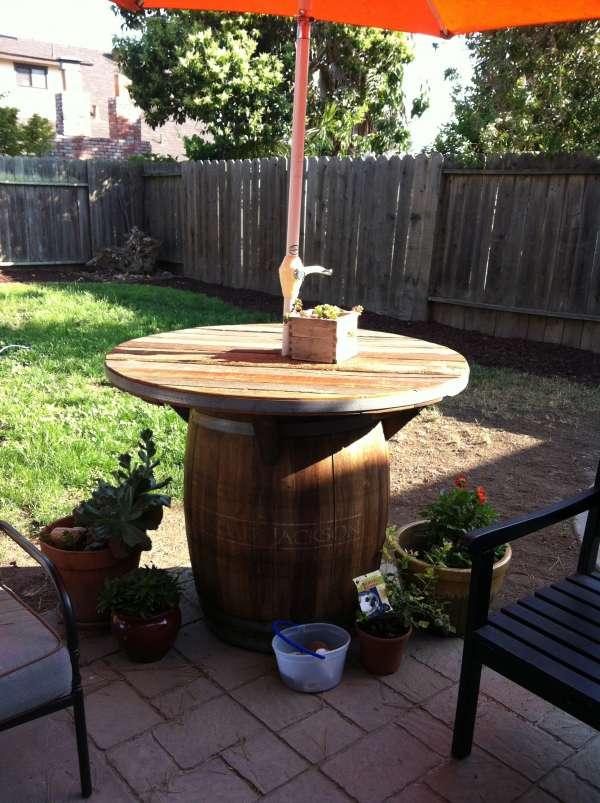 18 idées de mobilier de jardin DIY qui vont transformer ...