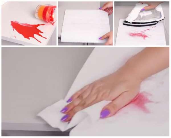 7 astuces pratiques faire avec un fer repasser guide astuces. Black Bedroom Furniture Sets. Home Design Ideas