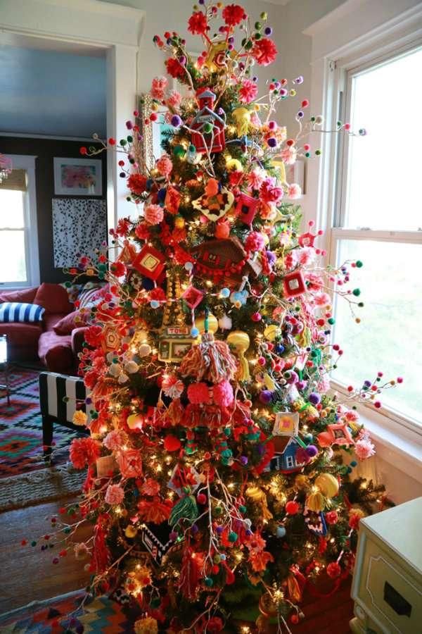 Connu 17 Magnifiques sapins de Noël qui vont vous inspirer - Guide Astuces RR36
