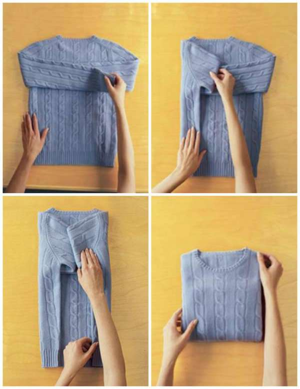 10 tutos pour plier son linge comme un pro guide astuces. Black Bedroom Furniture Sets. Home Design Ideas