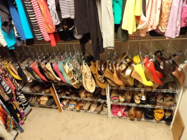 14 idées astucieuses pour ranger ses chaussures - Guide Astuces