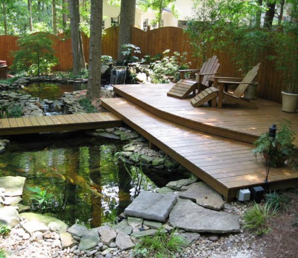 16 designs de jardins modernes qui vont vous inspirer - Guide Astuces