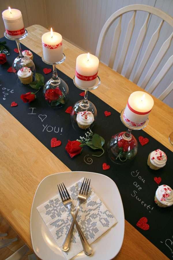 19 d corations diy pour une saint valentin romantique sans - Table jardin sans entretien saint paul ...