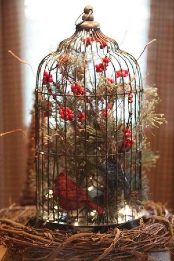 16 id es de d corations splendides avec des cages d 39 oiseaux guide astuces. Black Bedroom Furniture Sets. Home Design Ideas