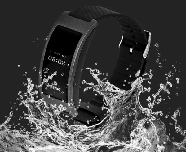 Bracelet intelligent de sport multi-usages