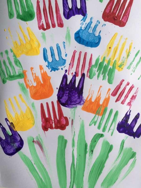 15 techniques et astuces de peinture que vous allez adorer tester avec vos enfants guide astuces - Activite manuelle set de table ...