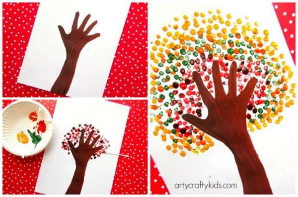 12 techniques de dessin originales essayer absolument - Dessiner un arbre d automne ...