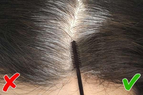 Retouchez vos cheveux blancs en un clin d'œil