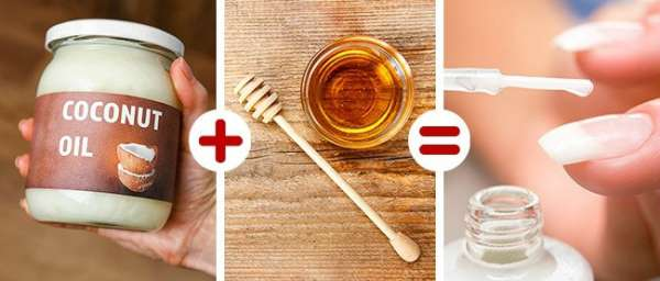 Fabriquez votre propre soin pour les ongles