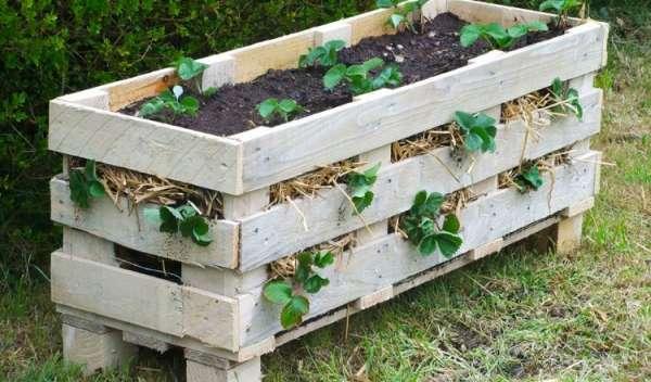 23 Projets Originaux A Faire Avec Des Palettes Pour Le Jardin