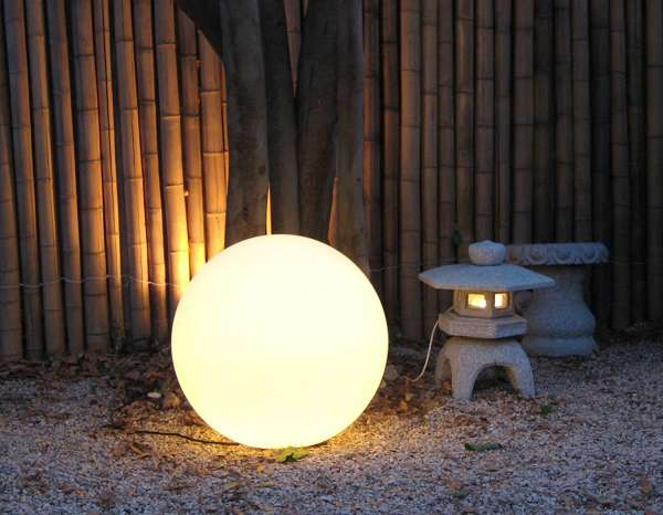 Boule lumineuse pour une ambiance cosy