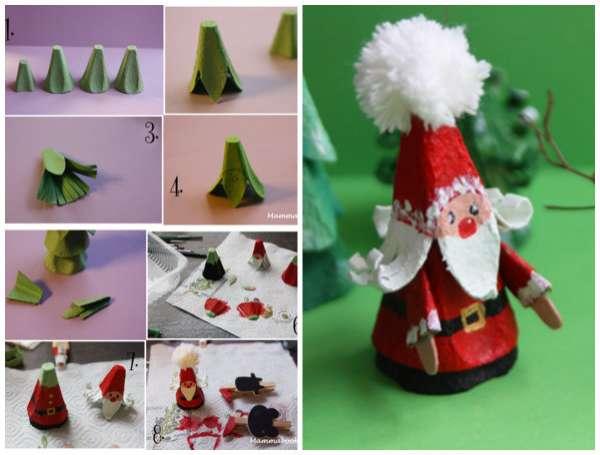 Deco noel a faire avec les enfants deco noel a faire avec - Decoration de noel a faire avec des enfants ...